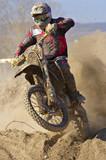 Fototapety Motocross Powder