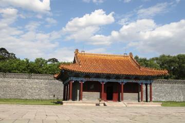 Chinese pavilion
