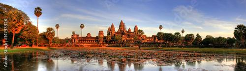 Angkor Wat - Siam Reap - Cambodia / Kambodscha - 14733326