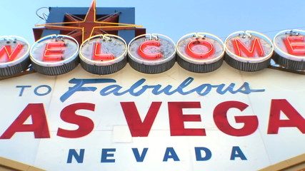 Welcome to Fabulous Las Vegas Nevada sign, Las Vegas strip