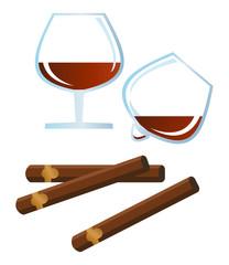 Spirits and Cigars