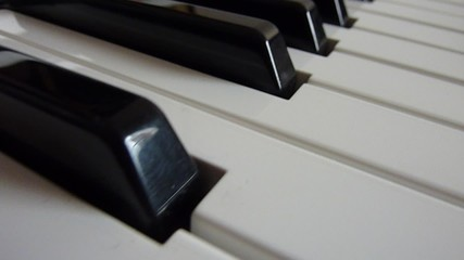 touches de piano