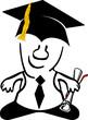 Diploma - Universidade - Escola -Finalista - Universitário