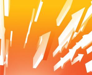 Forward flying arrows