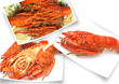 photos de langoustes