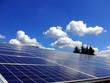 Solarzellen im Schwarzwald