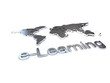 elearning logo for education worldwide