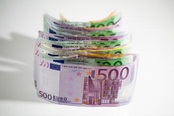 Bunch of euros
