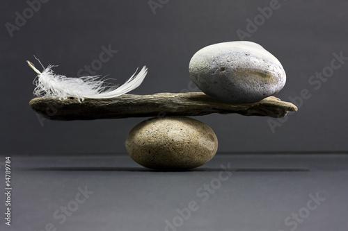 Fototapeten,federn,steine,balance,frieden