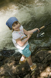 Little fisherman