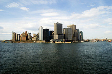 Lower Manhattan / Pier One - DSC3270