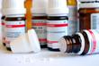 homeopathic globule