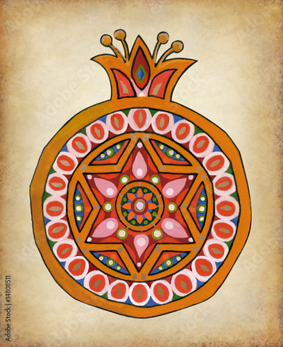 Wisdom and Health Blessing Symbol