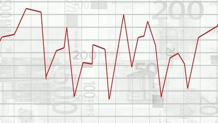 Börsenkurve