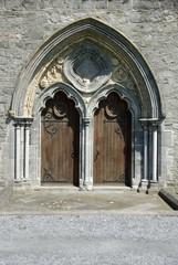 Porte d'église - Irlande