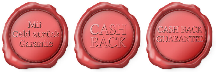button seal siegel cash back