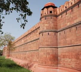 Rotes Fort in Delhi 1