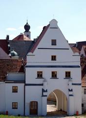 Donautor in Vohburg