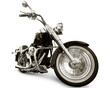 canvas print picture - Motorcycle