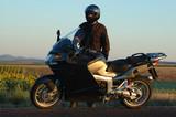 Fototapety Moto 3