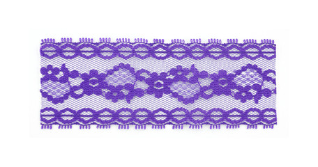 Section purple lace
