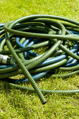 Garden hose pipe