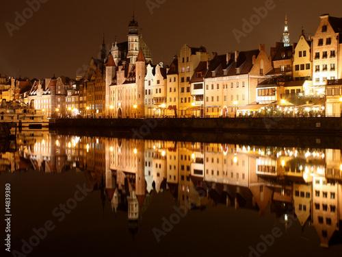 Zdjęcia na płótnie, fototapety na wymiar, obrazy na ścianę : gdansk 001