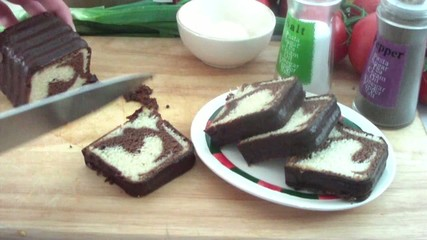 Kuchen schneiden