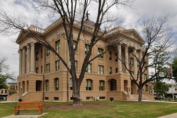 Williamson County Courthouse, Georgetown, Texas