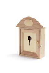 House Shape Key Box