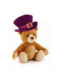 Teddy with hat
