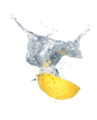 Splashing Lemonade