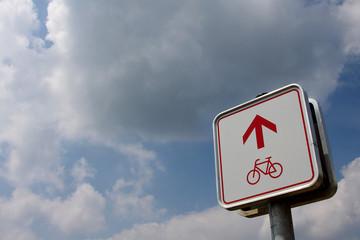 Fit mit dem Fahrrad