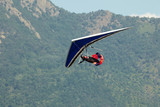 hang glider poster