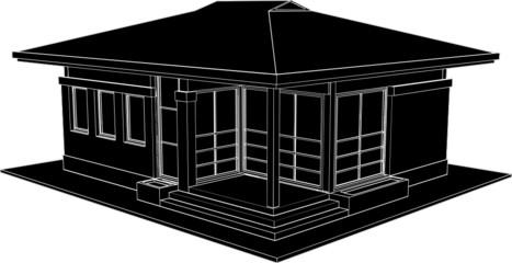 House Vector 04