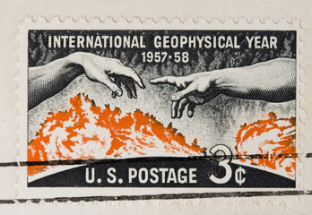 International Geophysical year 1957 1958