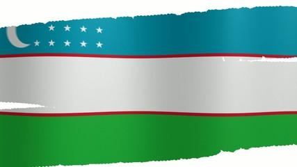 Pennello Uzbekistan