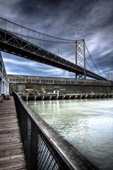 Bay Bridge - San Francisco