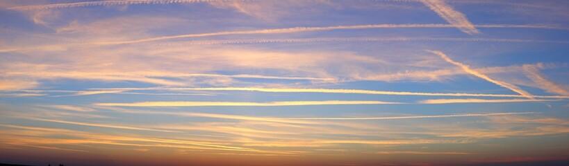 trace d'avions