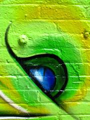 segment of grafitti