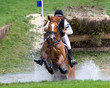 Horse Trial Water Obstacle - 14891945