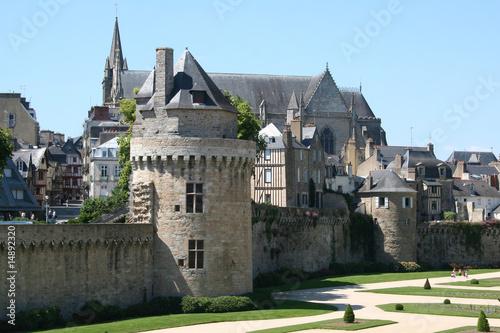 Ville et remparts de Vannes - 14892320