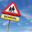 roadsign school