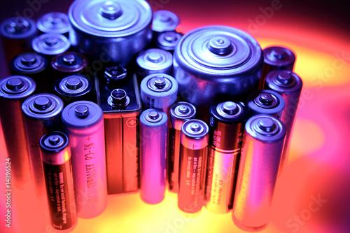Batteries - 14896524
