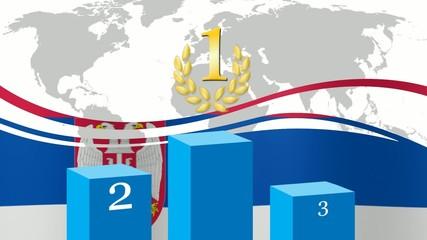 Podio Serbia