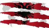 Graffio Albania poster
