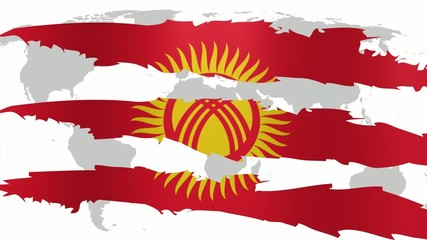 Graffio Kirghizistan