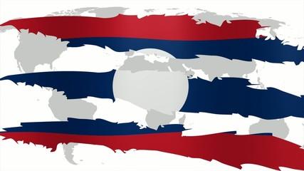 Graffio Laos