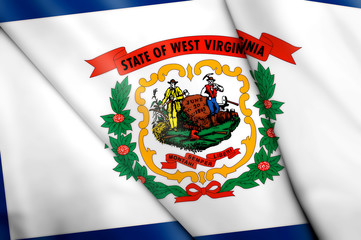 Flag of West Virginia (USA)