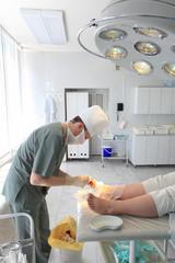 toe operation
